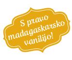 ekološko mazilo vanilija