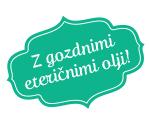ekološko olje za telo pragozd